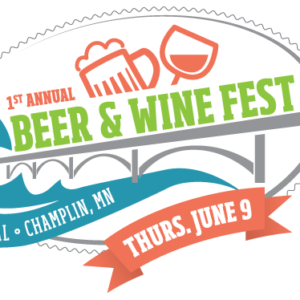 Champlin Beer Wine Fest Logo