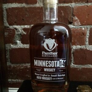 Panther Distillery MN 14 Whiskey