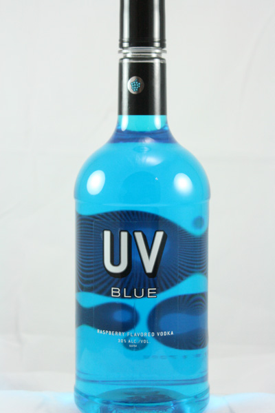 Drinks Made With Uv Blue Vodka