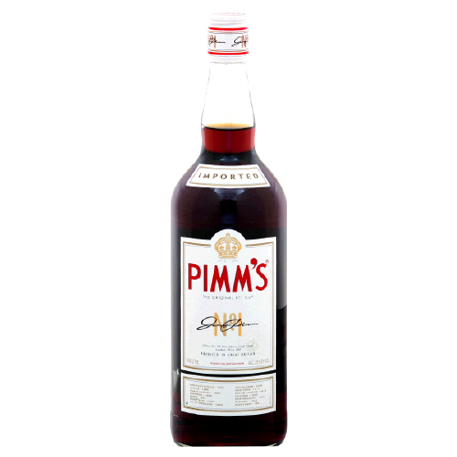 The Pimm's Cup Recipe — Dishmaps